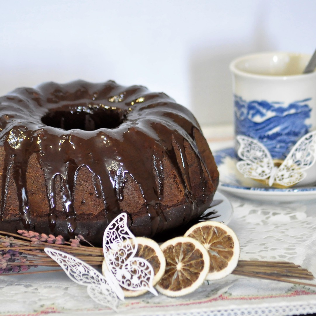 Bundt Cake de Brownie